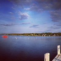 Photo taken at Chuck's Lakeshore Inn by vince a. on 5/18/2014