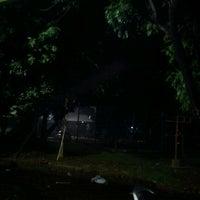 Photo taken at PKM (pusat kegiatan mahasiswa) Universitas Pancasila by F M. on 10/27/2012