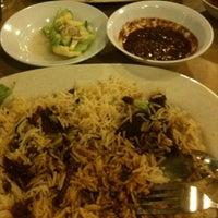 Photo taken at Restoran Ruz Aladdin by Haliza S. on 11/2/2012