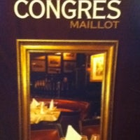 Photo taken at Le Congrès Maillot by Tanya T. on 11/3/2012