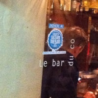 Photo taken at Le Bar du Coin by Mxme D. on 11/7/2012