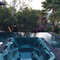 Photo taken at villa The Ayu batur bali by Chandra M. on 12/5/2015