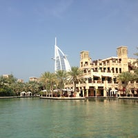 Photo taken at Jumeirah City Souq by Wilhelm B. on 1/29/2013