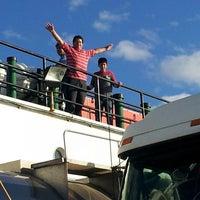 Photo taken at Ferry Ruende by Yolanda M. on 6/26/2014