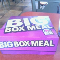 Photo taken at Taco Bell by Charles T. on 10/23/2012