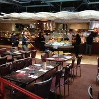 Photo taken at Moonstar Restaurant by Skresh B. on 3/13/2013