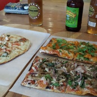 Photo taken at Jules Thin Crust by Jheirl R. on 12/18/2013
