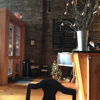 Photo taken at Remedy Coffee by Andy on 12/31/2012
