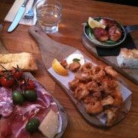Photo taken at Ponti's Italian Kitchen by Jenn P. on 3/4/2013