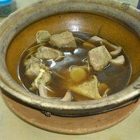 Photo taken at Brother Bak Kut Teh (兄弟肉骨茶) by Jason L. on 9/3/2012
