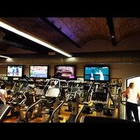 Photo taken at LA Fitness by Konstanteenos⚓ T. on 7/8/2012