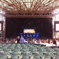 Photo taken at Verizon Wireless Amphitheatre at Encore Park by Austin R. on 4/8/2012