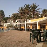 Photo taken at Aparthotel Tirant Playa by Evgeniy on 8/2/2012