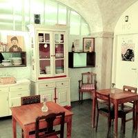 Photo taken at Café Tati by Rodrigo on 1/21/2012