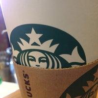 Photo taken at Starbucks by Erin W. on 3/6/2012