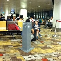 Photo taken at Gate D46 by Stepan B. on 8/22/2011
