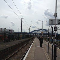 Photo taken at Peterborough Railway Station (PBO) by Andrew F. on 5/17/2012