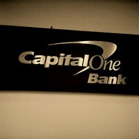 Photo taken at Capital One Bank by Nakeva (Photography) C. on 12/13/2011