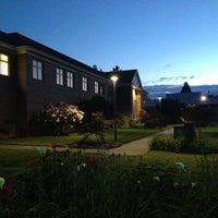 Photo taken at Multnomah University by Weston R. on 6/8/2012