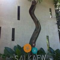 Photo taken at Sai Kaew Beach Resort by NattapaCH S. on 5/11/2012