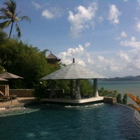Photo taken at The Westin Siray Bay Resort & Spa by Matt E. on 5/21/2012