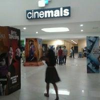 Photo taken at Cinemais by Larissa M. on 8/5/2012