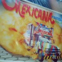 Photo taken at Pastelaria Mexicana by Ana Cristina Mokdeci®  on 11/24/2011
