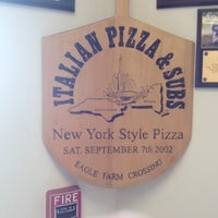 Photo taken at Italian Pizza & Subs by Chris P. on 10/14/2011