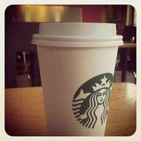 Photo taken at Starbucks by Adam K. on 4/1/2012