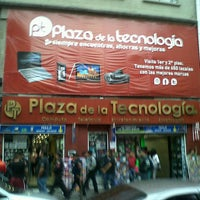 Photo taken at Plaza de la Tecnología by mdmente d. on 7/26/2012