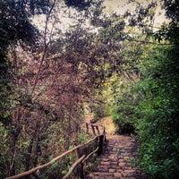 Photo taken at Parque Metropolitano de Santiago by Gabriel S. on 8/18/2012