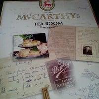 Photo taken at McCarthy's Tea Room by Jb P. on 12/26/2011