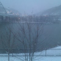 Photo taken at Fairfield Inn & Suites Pittsburgh Neville Island by Dave D. on 2/25/2012