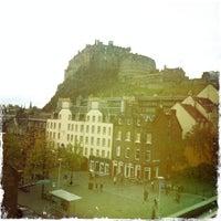 Photo taken at Apex City of Edinburgh Hotel by Stephen on 10/27/2011