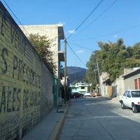 Photo taken at Cuautepec Barrio Alto by Fabián O. on 12/18/2011