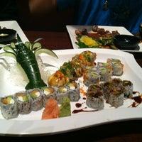 Photo taken at Red Ginger Sushi & Hibachi by Lisa H. on 4/1/2012