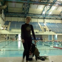 Photo taken at Nassau County Aquatic Center by Torsten G. on 11/12/2011