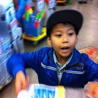Photo taken at Intertoys by Jenn J. on 7/25/2011