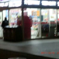 Photo taken at サークルK 新横浜駅前店 by Hiro on 12/15/2011