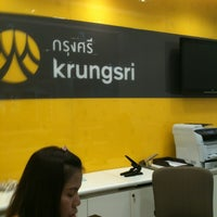 Photo taken at ธนาคารกรุงศรีอยุธยา (KRUNGSRI) by mammos n. on 6/7/2012