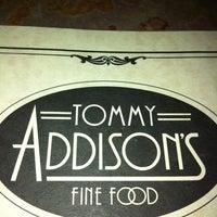 Photo taken at Tommy Addison's Fine Food by Jesse P. on 4/20/2011