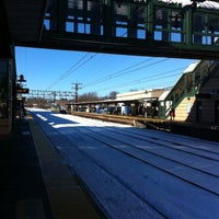 Photo taken at Metro North - Greenwich Station by Pax on 1/13/2011