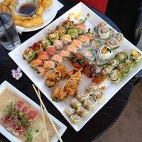 Photo taken at RA Sushi by Roger J. on 5/4/2012