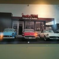 Photo taken at Jack's Prime Burgers & Shakes by Rani C. on 9/16/2011
