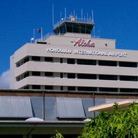 Photo taken at Honolulu International Airport (HNL) by Michelle S. on 10/16/2011