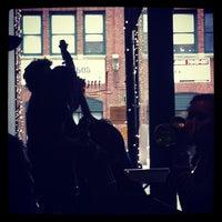 Photo taken at Linger Cafe & Lounge by Netta K. on 11/27/2011