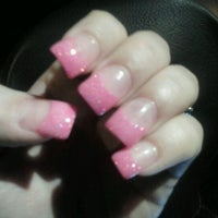 Photo taken at La Belle Nails by Nicole M. on 11/28/2011