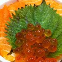 Photo taken at Sushi Tei by San S. on 3/28/2011