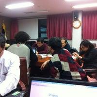 Photo taken at 교육자치연구소 by 재홍 이. on 1/27/2012