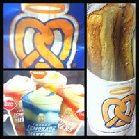 Photo taken at Auntie Anne's by OElena N. on 7/24/2012